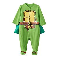 Baby Boy Teenage Mutant Ninja Turtles Cape Sleep & Play