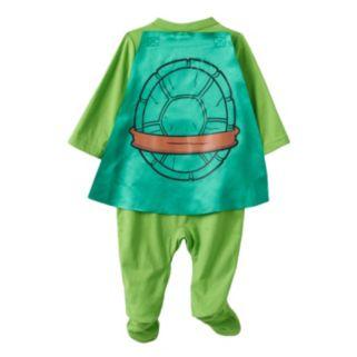 Baby Boy Teenage Mutant Ninja Turtles Cape Sleep & Play