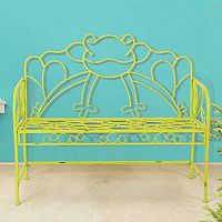 Sunjoy Frog Patio Bench