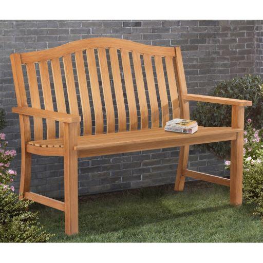 Sunjoy Smith Patio Bench