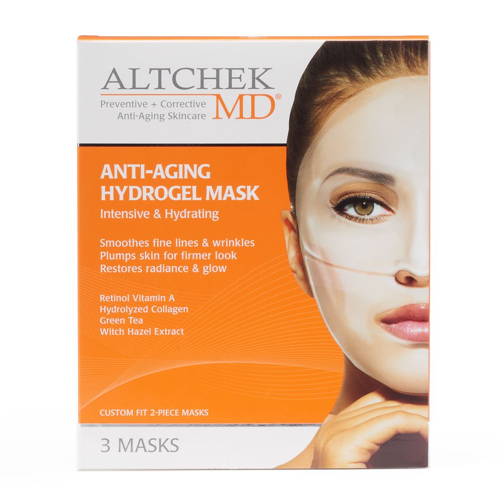 Altchek MD Anti-Aging Hydrogel Mask - 3 Pack