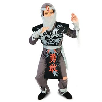 Kids Undercover Ninja Costume