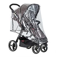 Phil & Teds 2016 Smart Buggy Stroller Storm Cover