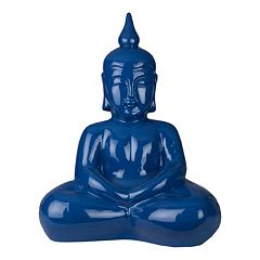 Decor 140 Polveso Ceramic Buddha Sculpture Table Decor