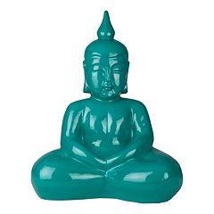Decor 140 Polveso Ceramic Buddha Sculpture Table Decor