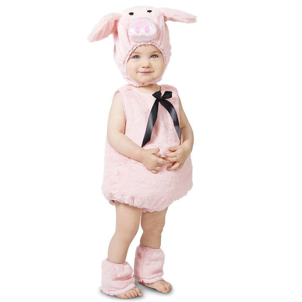 Baby Little Pink Piglet Costume