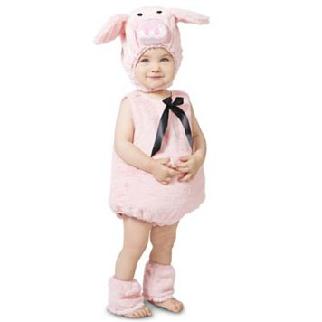 Baby Little Pink Piglet Costume