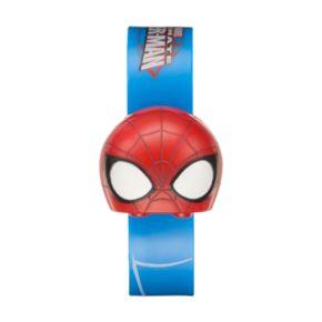 BulbBotz Kids' Spider-Man Digital Light-Up Watch