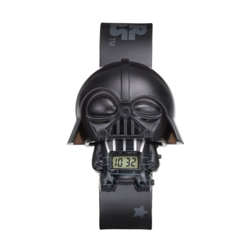 BulbBotz Kids' Darth Vader Digital Light-Up Watch
