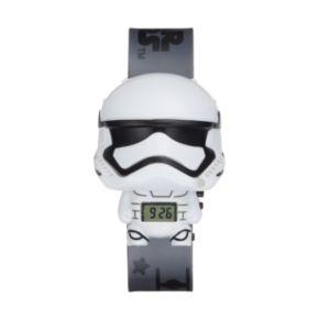 BulbBotz Kids' Stormtrooper Digital Light-Up Watch