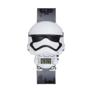 BulbBotz Kids' Stormtrooper Digital Light-Up Watch