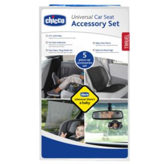 Chicco Deluxe Car Seat Accessory Set