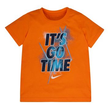 Boys 4-7 Nike ''It's Go Time'' Tee