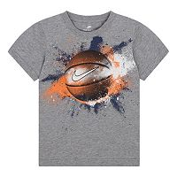 Boys 4-7 Nike Exploding Basketball Graphic Tee