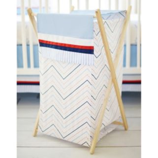 My Baby Sam First Mate Foldable Laundry Hamper