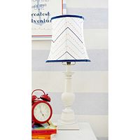 My Baby Sam First Mate Zigzag Lamp