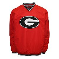 Men's Franchise Club Georgia Bulldogs Elite Windshell Jacket
