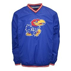 Men's Franchise Club Kansas Jayhawks Elite Windshell Jacket