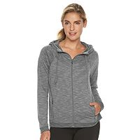 Women's Tek Gear® DRY TEK French Terry Hoodie