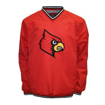 Men's Franchise Club Louisville Cardinals Elite Windshell Jacket
