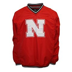 Men's Franchise Club Nebraska Cornhuskers Elite Windshell Jacket