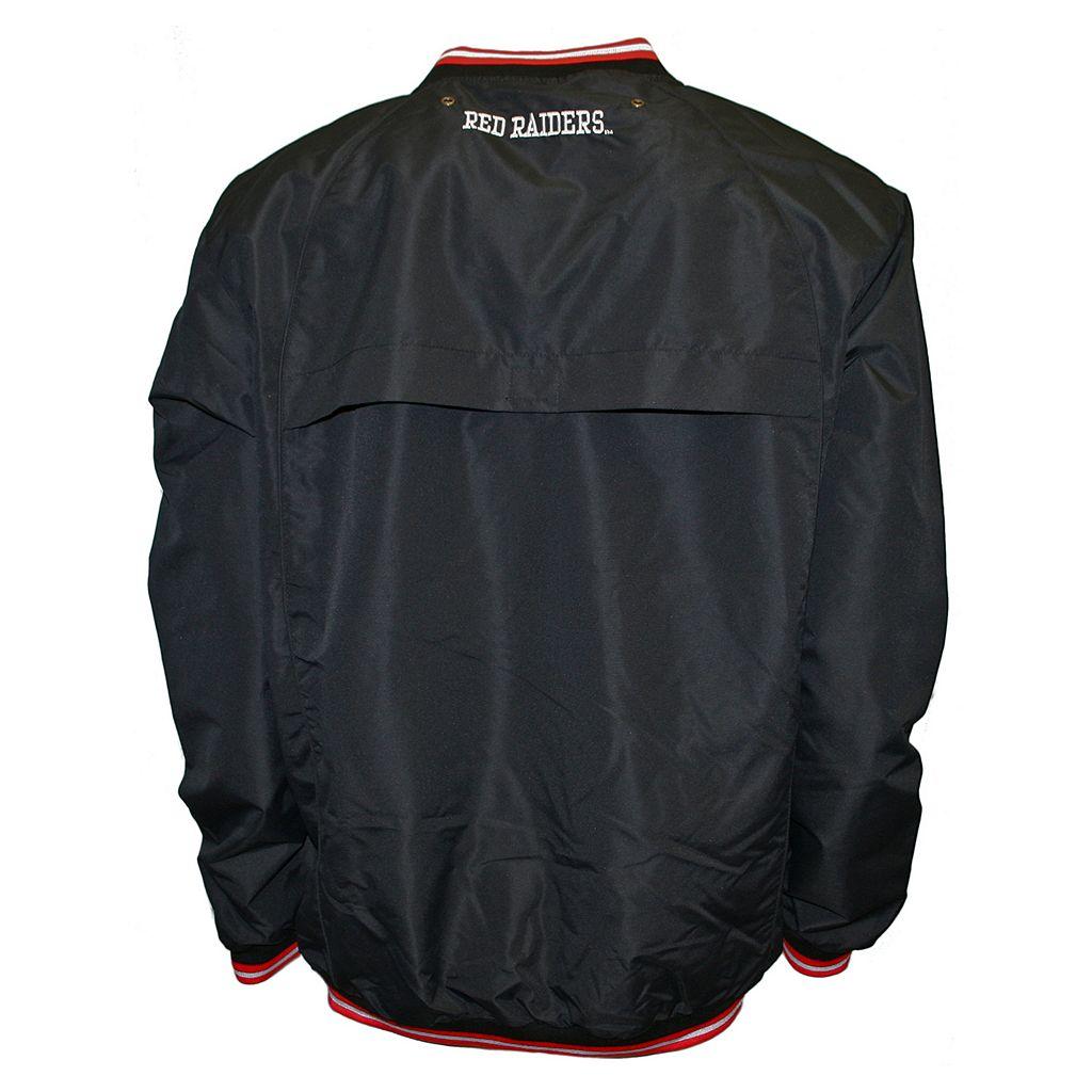 Men's Franchise Club Texas Tech Red Raiders Elite Windshell Jacket