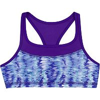 Girls 7-16 New Balance Cut 'n Sew Sports Bra