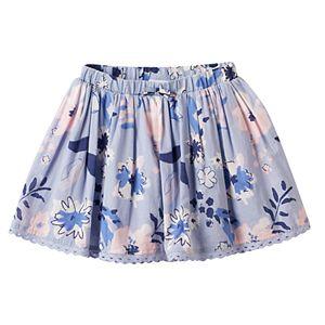 Girls 4-8 SONOMA Goods for Life™ Floral Skort