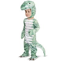 Baby Ancient Tyrannosaurus Rex Dinosaur Costume