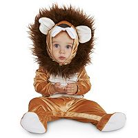 Toddler Sweet Lion Costume