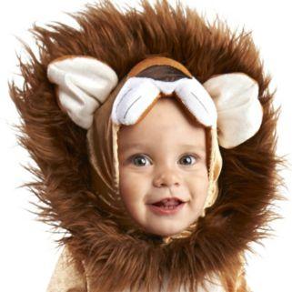 Toddler Sweet Lion Costume