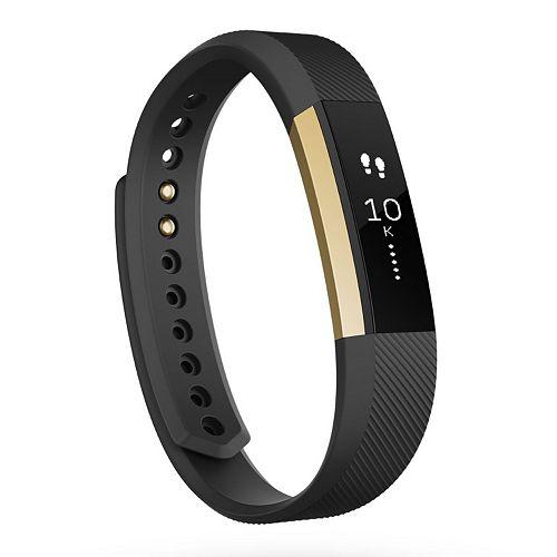 Fitbit Alta Gold Wireless Activity Tracker