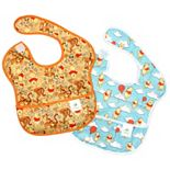 Disney's Winnie the Pooh & Tigger Baby 2-pk. Waterproof SuperBibs by Bumkins