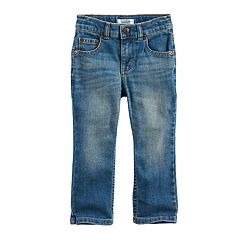 Toddler Boy Jumping Beans® Straight Fit Jeans