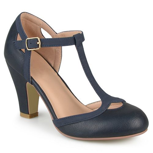 Journee Collection Olina Women's Mary Jane Heels