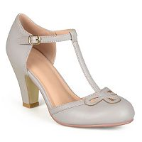 Journee Collection Parley Women's Mary Jane Heels