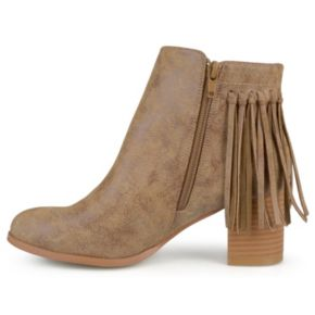 Journee Collection Viv Women's Ankle Boots