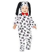 Baby Dotty Dalmatian Dog Costume