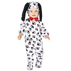 Baby Dotty Dalmatian Dog Costume
