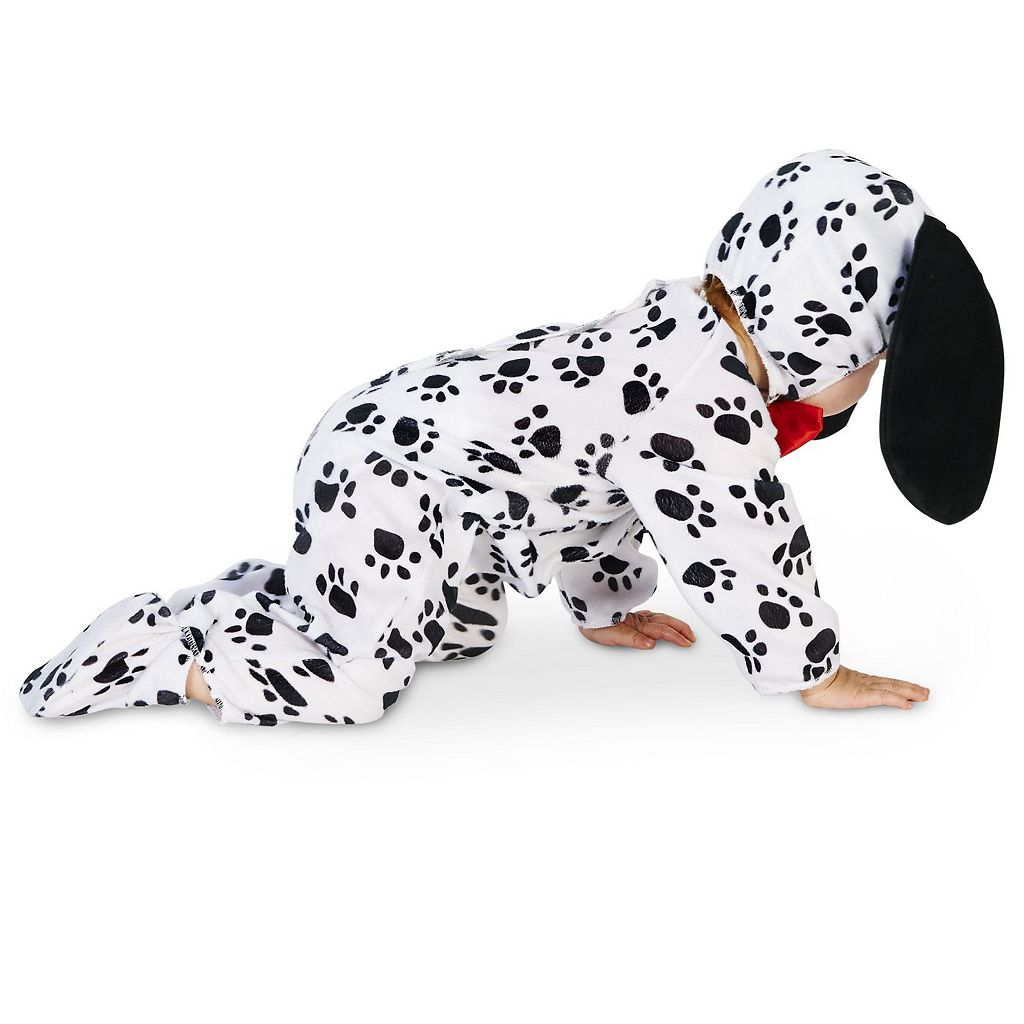Toddler Dotty Dalmatian Dog Costume