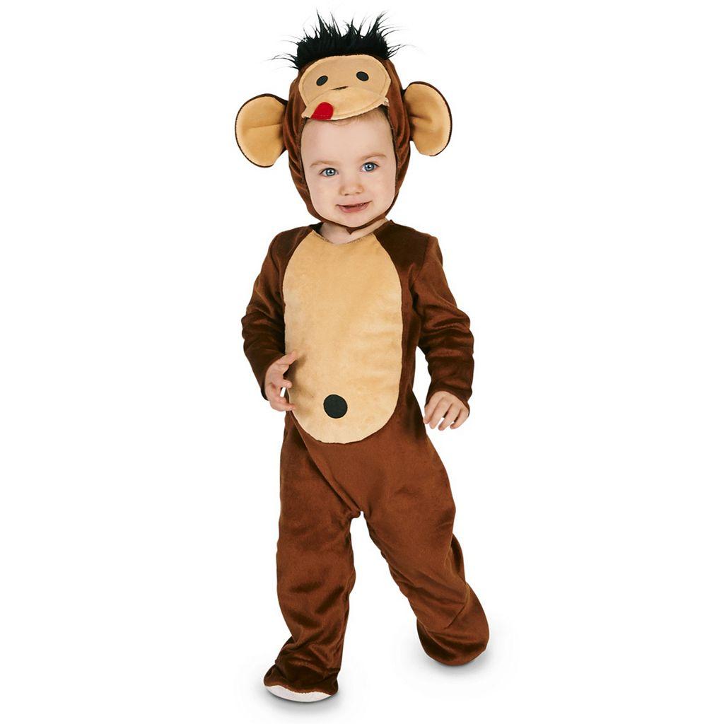 Toddler Monkeyin' Monkey Costume