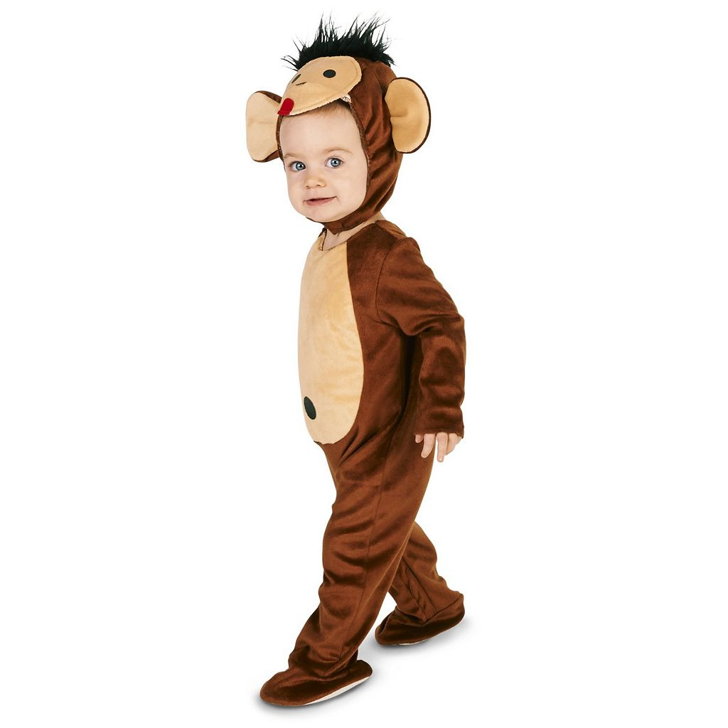 Toddler Monkeyin' Monkey Costume
