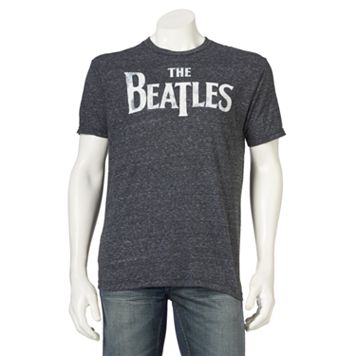 Men's Beatles Band Tee