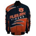 Men's Franchise Club Auburn Tigers Shred Twill Jacket