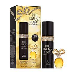 Elizabeth Taylor White Diamonds Night Women's Perfume Gift Set