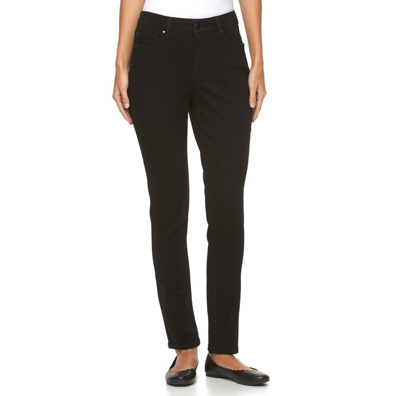 Womens Croft & Barrow? Skinny Jeans