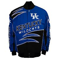 Men's Franchise Club Kentucky Wildcats Shred Twill Jacket