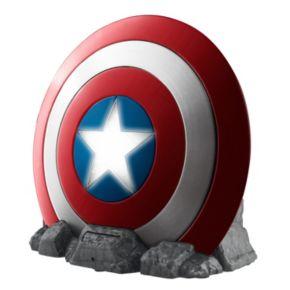 Marvel Captain America Shield Bluetooth Speaker