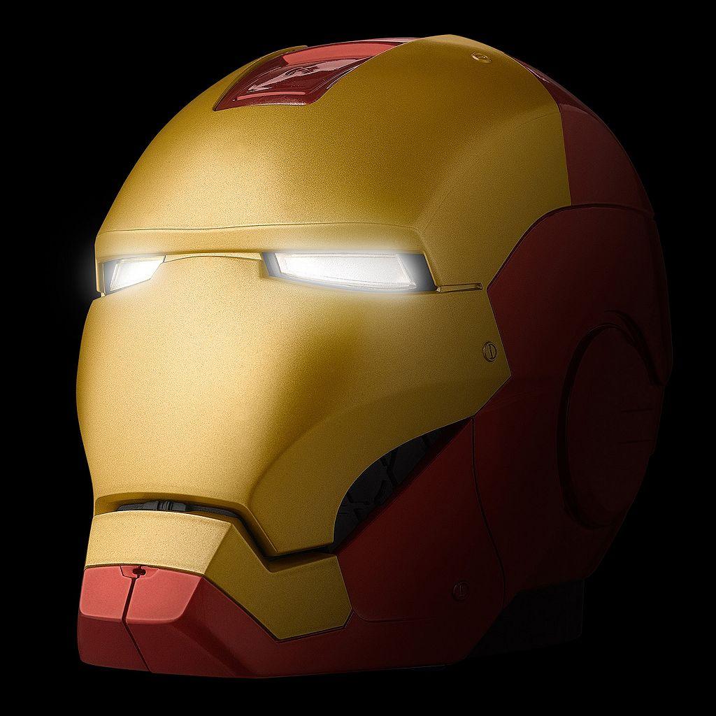 Marvel Iron Man Helmet Bluetooth Speaker
