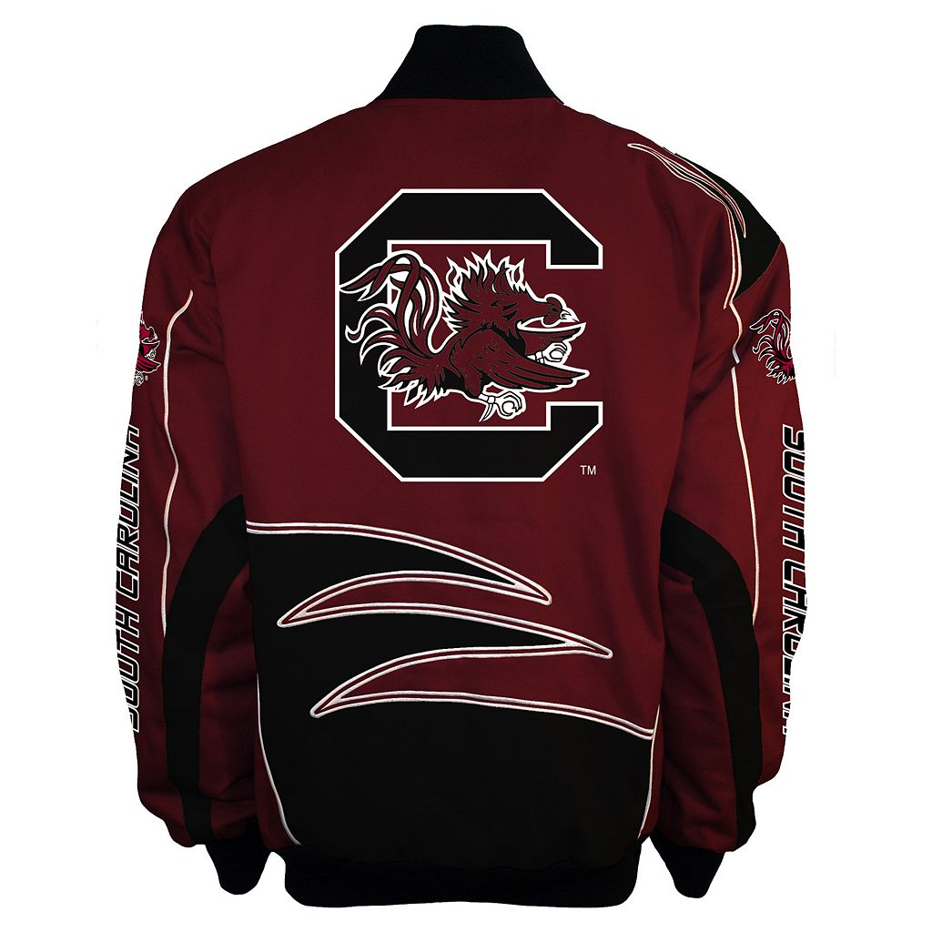 Men's Franchise Club South Carolina Gamecocks Shred Twill Jacket